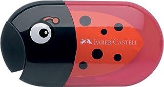 Faber-Castell Red-range レディーバグシャープナー 183526