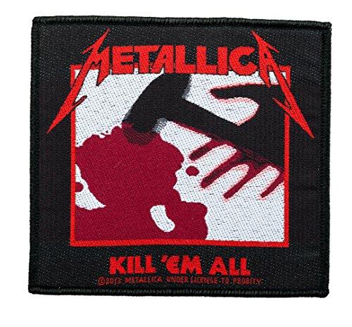 Unbekannt Metallica - Kill Em All[Patch/Aufnäher ] Metallica Aufnäher !!