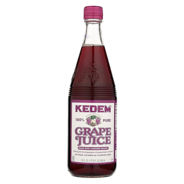 Kedem Concord Grape Juice 22 12 Pack Fl Kansas City Mall of Rapid rise Oz
