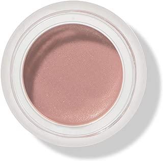 100% PURE Satin Eye Shadow (Fruit Pigmented), Caribbean, Cream Eyeshadow, Shimmer, Long Lasting Eye Makeup, Vegan, Natural Makeup (Soft, Light Pink-Nude w/Silver Shimmer) - 0.17 Oz