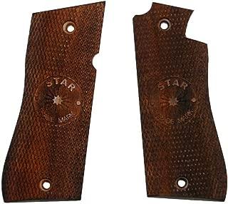 star model bm wood grips