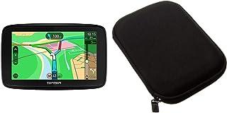 """TomTom Via 53 -GPS Navegación con Pantalla táctil de 5"""", Mapa de 48 países, planifica rutas Inteligentes Que te ayudan a E..."""