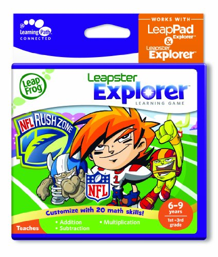 LeapFrog Explorer Learning Game: NF…