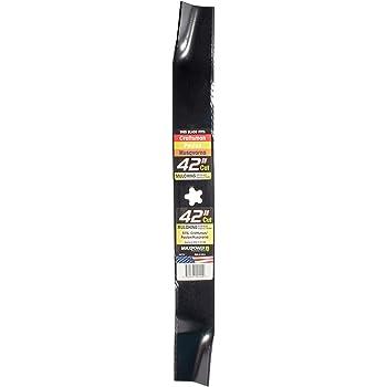 MaxPower 331714S Mulching Blade For 42/' Cut Poulan Husqvarna Craftsman Riders