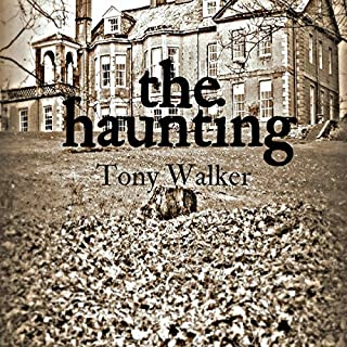 The Haunting audiobook cover art