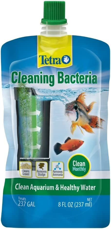 Tetra Cleaning Bacteria for Clean Aquariums Healthy Water Luxury goods Max 50% OFF