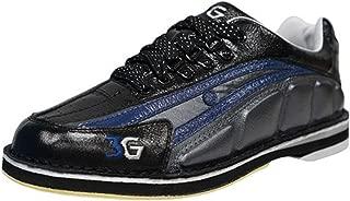 3G Mens Tour Ultra Black/Blue/Metallic Bowling Shoes- Right Hand (11 M US, Black/Blue/Metallic)