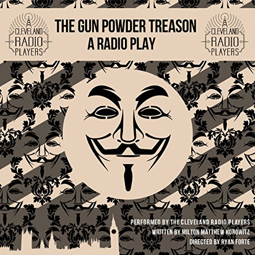 The Gunpowder Treason cover art