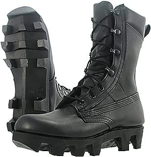 B213 Mens Black Blast & Mine Kevlar Combat Boot 10 E US