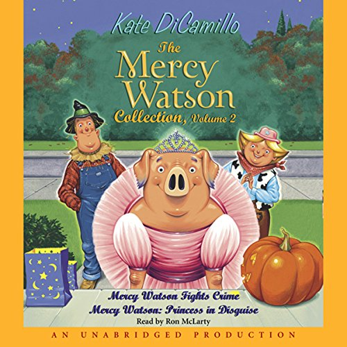 Mercy Watson #4 audiobook cover art