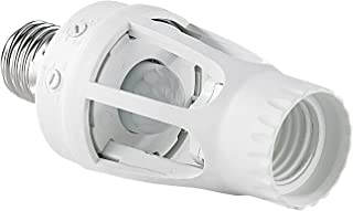 Electraline 58309 Adaptor 60 W with 360° Presence Detector