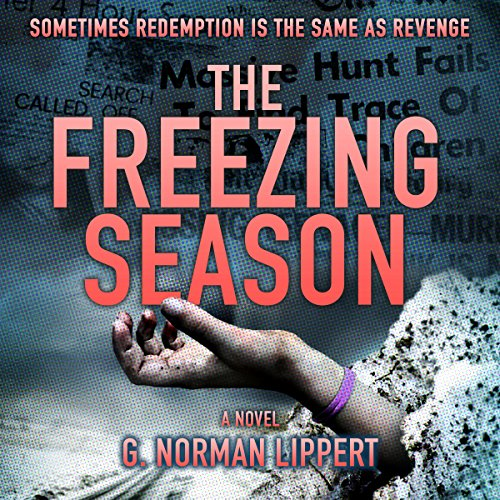 The Freezing Season audiobook cover art