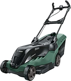 Bosch AdvancedRotak36 Cordless Brushless Lawnmower (Without Battery, 36 Volt System, Cutting Width: 44 cm, Lawns up to 750...