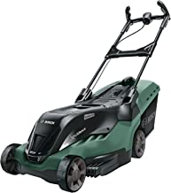 Bosch Cordless Lawnmower AdvancedRotak 36-750 (36 Volt, Without Battery, Cutting width: 44 cm, Lawns up to 750 m², in Cart...