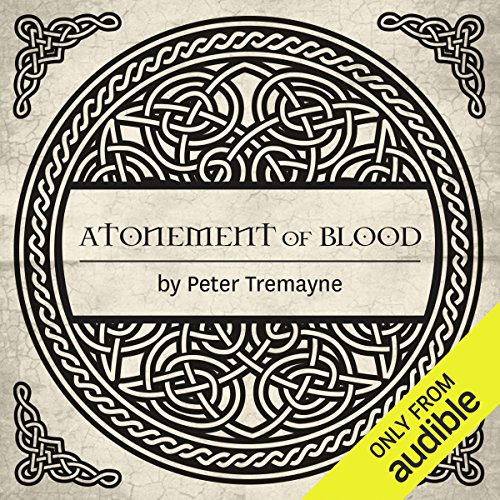 Atonement of Blood audiobook cover art
