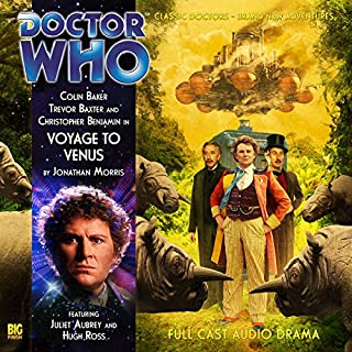 Doctor Who - Voyage to Venus cover art