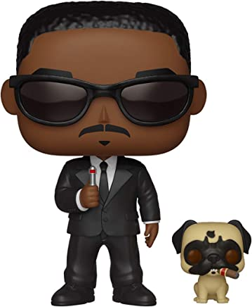Figurine - Funko Pop - Men In Black - Agent J & Frank