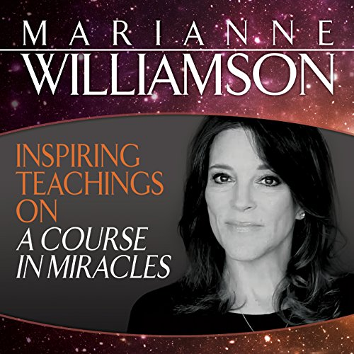 Inspiring Teachings on A Course in Miracles audiobook cover art