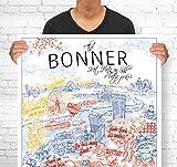 Lieferlokal Stadtposter Bonn in limitierter Auflage -