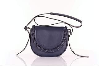 Luxury Fashion   Marco De Vincenzo Womens MBT012A4KJF09VEBLUE Blue Shoulder Bag   Season Outlet