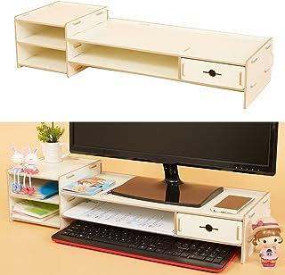 ذاتية التجميع مراقب الناهض مكتب منظم تخزين صينية كبيرة الحجم لللوازم المدرسية المكتبية