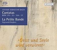 Bach: Cantatas, Vol. 5 - Geist Und Seele Wir (2007-05-29)