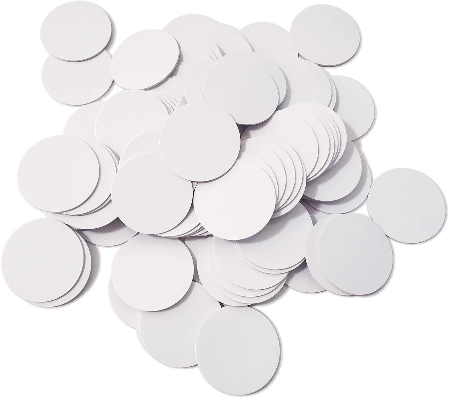 THONSEN 100 Pieces NFC Tags NTAG215 Max 67% Bombing new work OFF 30mm 1.18 Cards NF inch