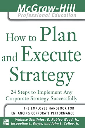 How to Plan and Execute Strategy