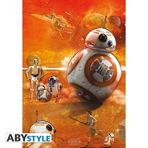 ABYstyle - Star Wars - BB8 Poster (91.5x61)