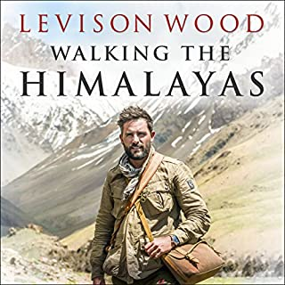 Couverture de Walking the Himalayas