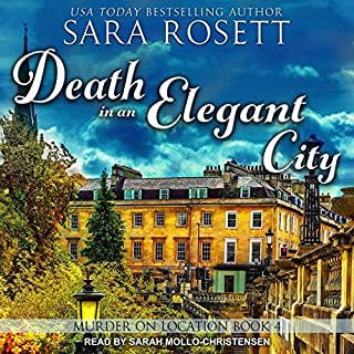 Death in an Elegant City cover art