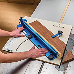 Rocker table saw crosscut sled review