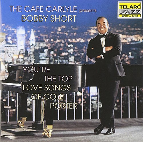 Price comparison product image The Cafe Carlyle Presents Bobby Short: You're The Top