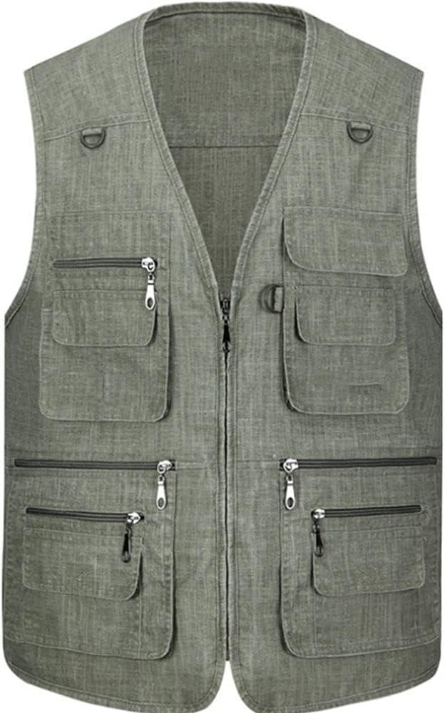 Regular store Fishing Lowest price challenge Vests for Men Mult Waistcoats Men's Vest