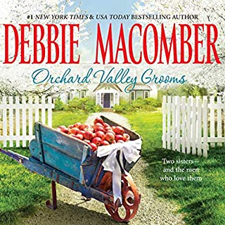 Orchard Valley Grooms audiobook cover art
