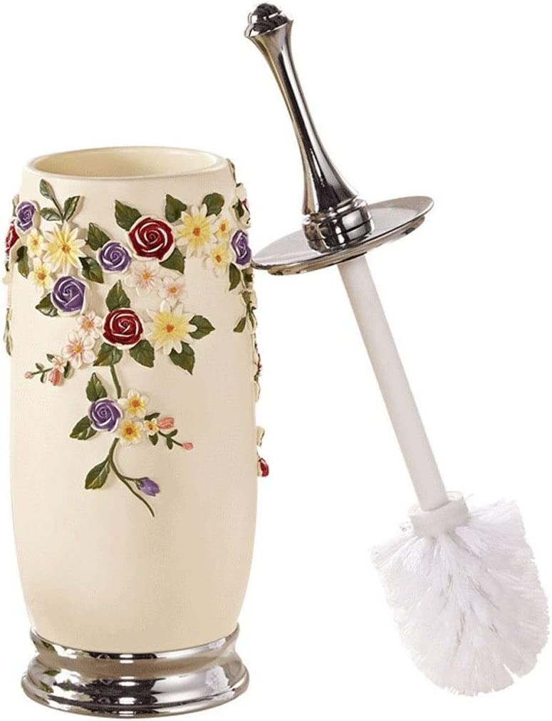 KGDC Charlotte Mall Compact Toilet Brush European Home Resin Brus Design Max 68% OFF
