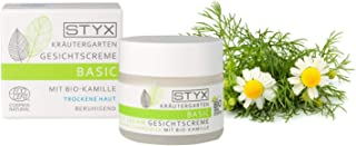 STYX - Crema Facial de Hierbas de Jardín con Manzanilla Orgánica - 50 ml