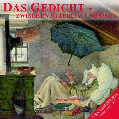 Das Gedicht. Zwischen Stabreim und Dada audiobook cover art