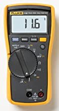 Fluke 116 HVAC Multimeter with Temperature and Microamps with a NIST-Traceable..