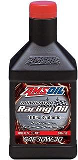 Amsoil Dominator 10W-30 Racing Oil (1 Quart)