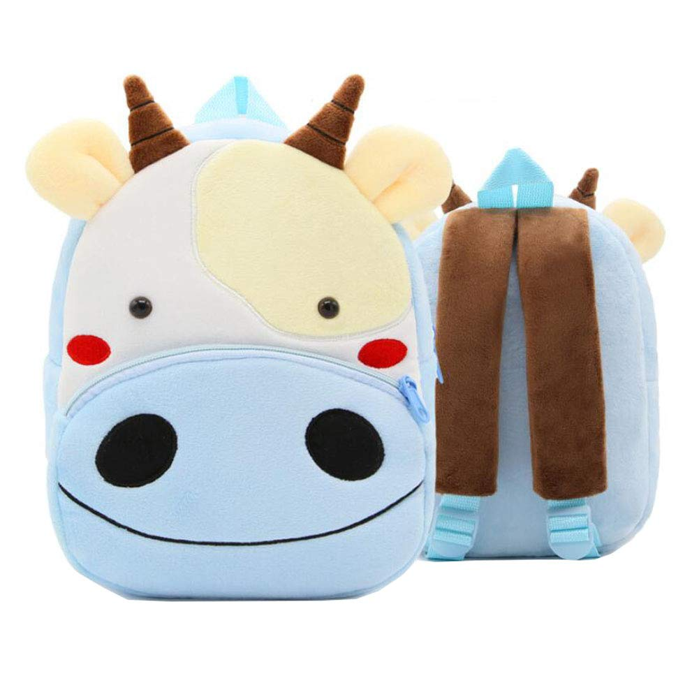 Cute Cow NEW Toddler Backpack Small and Ba Spring new work Cartoon Bag