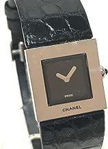 (シャネル)CHANEL H0117 マトラッセ レディース腕時計 腕時計 SS/クロコ革ベルト レディース 中古