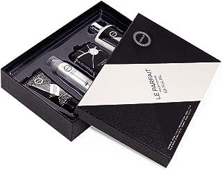 Armaf Le Parfait Homme For Men, 4 Piece Gift Set, Le Parfait Eau De Parfum - 100ml, Perfumed Body Spray - 50ml, Shampoo - ...