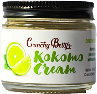 Kokomo Cream Natural Deodorant by Crunchy Betty (2.0 oz)