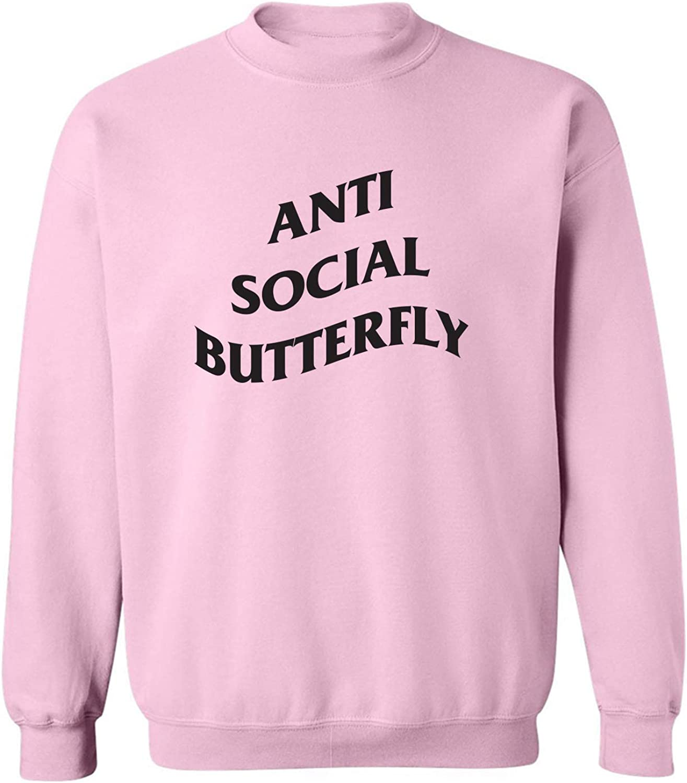Anti Social Butterfly Crewneck Sweatshirt