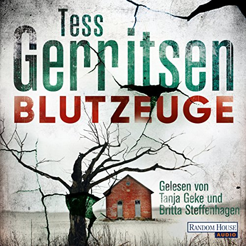 Blutzeuge audiobook cover art