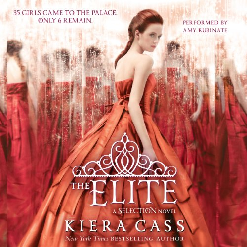 The Elite audiobook cover art