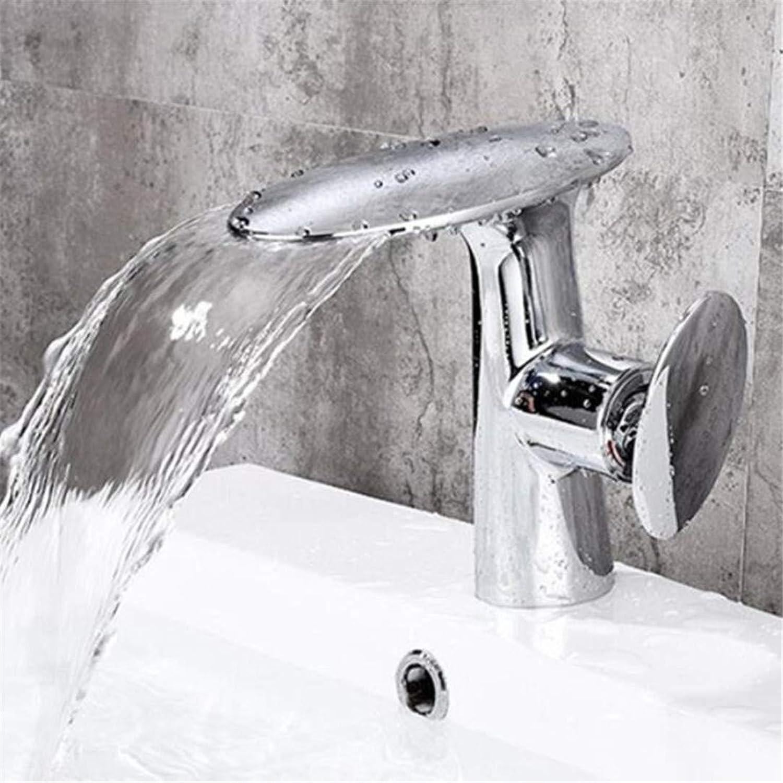 Wasserhahn Waschtischmischer Wei Chrom Schwarz Wasserfall Wasserhahn Neue Elegante Waschbecken Mischbatterie Warm Kalt Wasserhahn Torneira