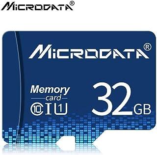 MiCRODATA microSD カード 32gb class10 高耐久MLCフラッシュ搭載 最大読出80MB/秒 超高速転送UHS-1対応ドライブレコーダー アダプタ付