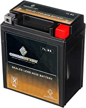 YTX7L-BS High Performance - Maintenance Free - Sealed AGM Motorcycle Battery